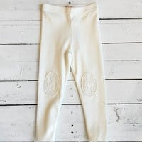 Fairytale Leggings - Ivory