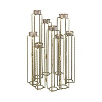 3129-1149 Ascencio Hinged Candle Holders