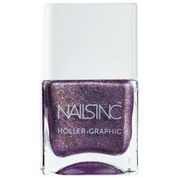 Holler-Graphic Nail Polish Collection - NAILS INC. | Sephora