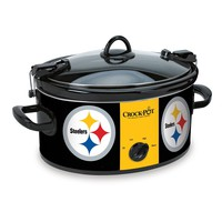 Pittsburgh Steelers NFL Cook & Carry Slow Cooker