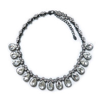 CRYSTAL DROP NECKLACE - Accessories - Accessories - Woman | ZARA United States