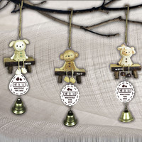 Wind Bell Innovative Resin Crafts Home Decor [6282426822]