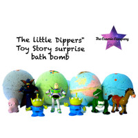 "Little Dippers"" Toy Story surprise bath bomb"