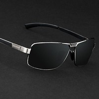 VEITHDIA Mens Sunglasses Polarized Lens Driver Glasses Driving Fishing Sunglass Outdoor Sports Eyewear Accessories For Men 2490