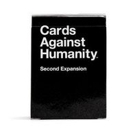 Amazon.com: Cards Against Humanity: Second Expansion: Toys & Games