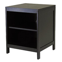 Home Wood Small TV Stand Modern Cabinet Console TV Stands New Free Shipping