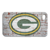 Green Bay Packers Logo Custom Case for iPhone 5/5s and iPhone 4/4s