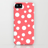 Crazy Coral iPhone & iPod Case by Eileen Paulino