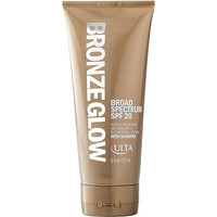 Bronze Glow Broad Spectrum Sunscreen Lotion With Shimmer SPF 20