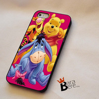 Winnie The Pooh iPhone 4s Case iPhone 5s Case iPhone 6 plus Case, Galaxy S3 Case Galaxy S4 Case Galaxy S5 Case, Note 3 Case Note 4 Case