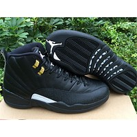 Air Jordan 12 The Master Basketball Shoes 36-47