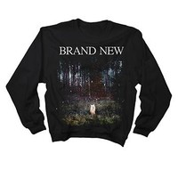Daisy Crew Neck by Brand New