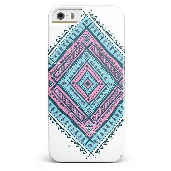 Aztec Diamond iPhone 5/5s or SE INK-Fuzed Case