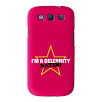 Celebrity Hater Full Wrap High Quality 3D Printed Case for Samsung Galaxy S3