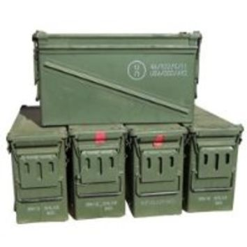 40MM Ammo Can Grade 1 (5 Pack)