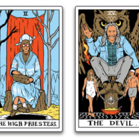 The Magician Longs to See Tarot