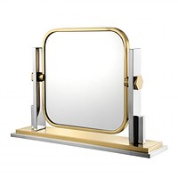 2-SIDED TABLETOP VANITY MIRROR | EICHHOLTZ CARMEN