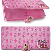 Great Eastern Entertainment Ouran High School Host Club Rose & Rabbit Wallet