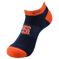 Syracuse Orange Spirit No-Show Socks - Youth, Size: 7-9 (Blue)