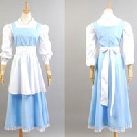New Beauty and the Beast Belle Costume