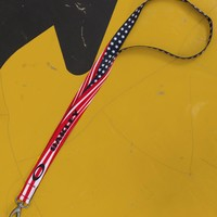Oakley Stars & Stripes Lanyard