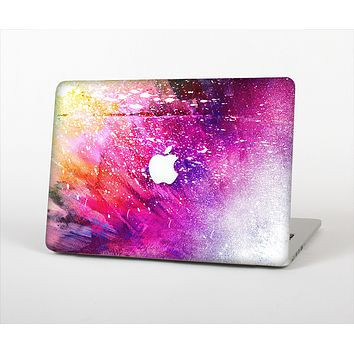 """The Abstract Neon Paint Explosion Skin for the Apple MacBook Air 13"""""""