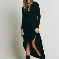 Round-neck Slim Knit Long Sleeve Dress Skirt Prom Dress One Piece Dress [6295608132]