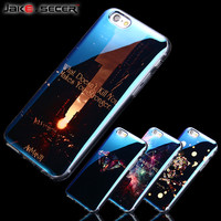 For Case iphone 6 Cover S Plus Slim Silicone Best Full Phone Protective Accessories Luxury Cases for Cover iphone 6 s 6s 5 5s SE