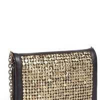 Street Level Studded Faux Leather