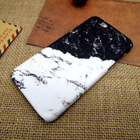 Good Quality Marble Stone iPhone 7 7 Plus & iPhone 5s se & iPhone 6 6s Plus Case Personal Tailor Cover + Gift Box
