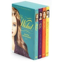 Pretty Little Liars Second Collection Box Set: Wicked, Killer, Heartless, Wanted(Paperback)