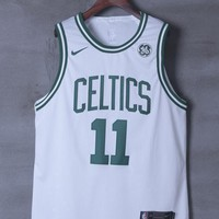 Boston Celtics #11 Kyrie Irving Nike Association Edition NBA Jerseys
