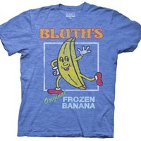 Arrested Development Distressed Bluth's Original Frozen Banana Mens T-shirt