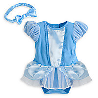 Cinderella Cuddly Costume Bodysuit for Baby