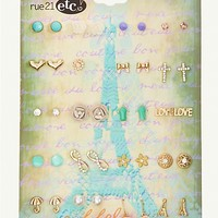 Paris Amour Earring Pack