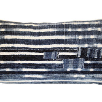 African Striped    Pillow