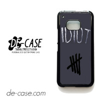 Idiot 5sos Hater For HTC One M9 Case Phone Case Gift Present