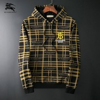 BURBERRY Hoodies Sweatshirt Outwear Unisex