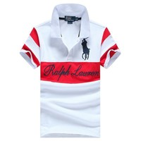Polo Ralph Lauren T-Shirt Top Tee-9