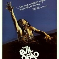 THE EVIL DEAD POSTER Horror Film of the year NEW 24x36