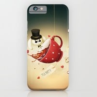TEA PARTY iPhone & iPod Case by Ylenia Pizzetti | Society6