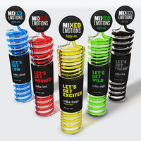 The Mixed Emotions Cocktail Bottle The new... • This is 1 Nation
