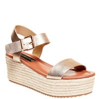 Sabbie Leather Espadrille Wedge Sandals | Lord & Taylor