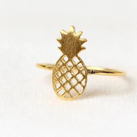 A Pineapple Ring