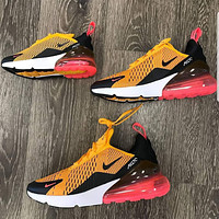 Nike Air Max 270 Men And Women The Air Cushion Shoes-23