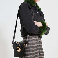 Maud Structured Mini Crossbody Bag | Urban Outfitters