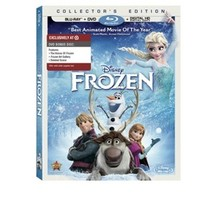 Frozen (Blu-ray + DVD + Digital Copy) - Only at Target
