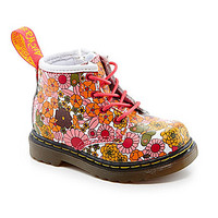 Dr. Martens Girls' Brooklee Casual Boots - Pink