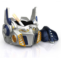 Transformers With Cover Ashtray