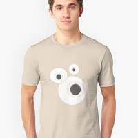 'Pastel Eyeball Trio' T-Shirt by ChessJess